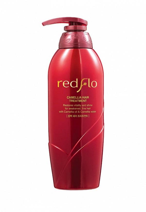 Маска для волос Flor de Man Интенсивно увлажняющая с камелией Redflo 500 мл