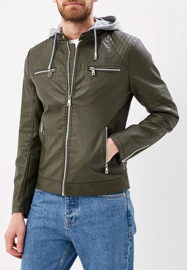 Куртка кожаная Forex B016-9507