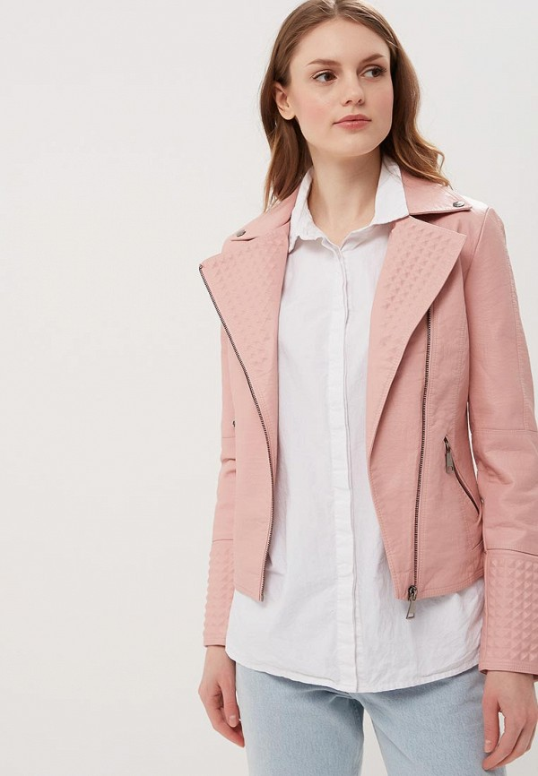 Куртка кожаная Fresh Cotton 1753-1