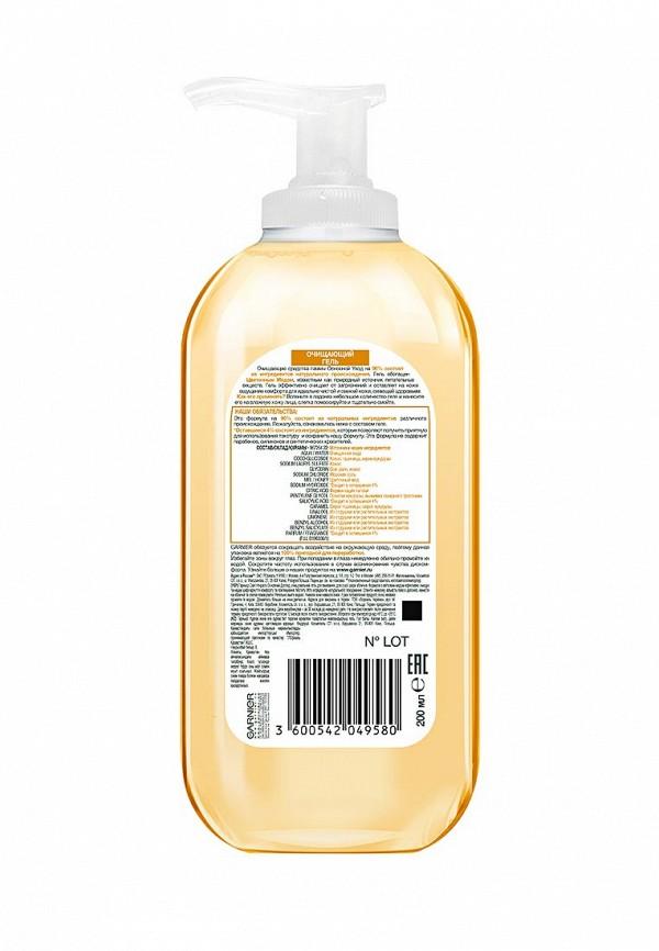 Гель для умывания Garnier Основной уход, Цветочный мед, смягчающий, для сухой кожи, 200 мл