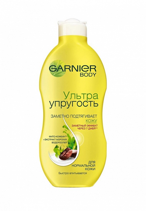 Молочко Garnier для тела Ультраупругость тонизирующее для недостаточно упругой кожи 250 мл