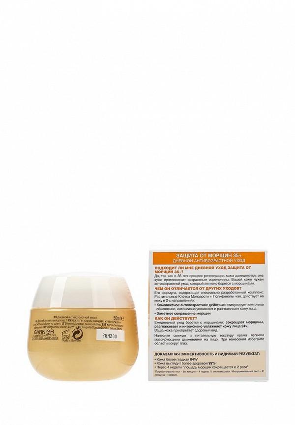 Крем Garnier для лица Антивозрастной уход, Защита от морщин 35+, дневной, 50 мл