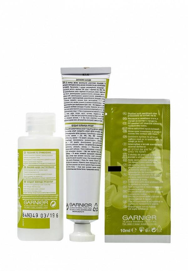 Краска для волос Garnier Color Naturals, оттенок 1+, Ультра черный, 110 мл