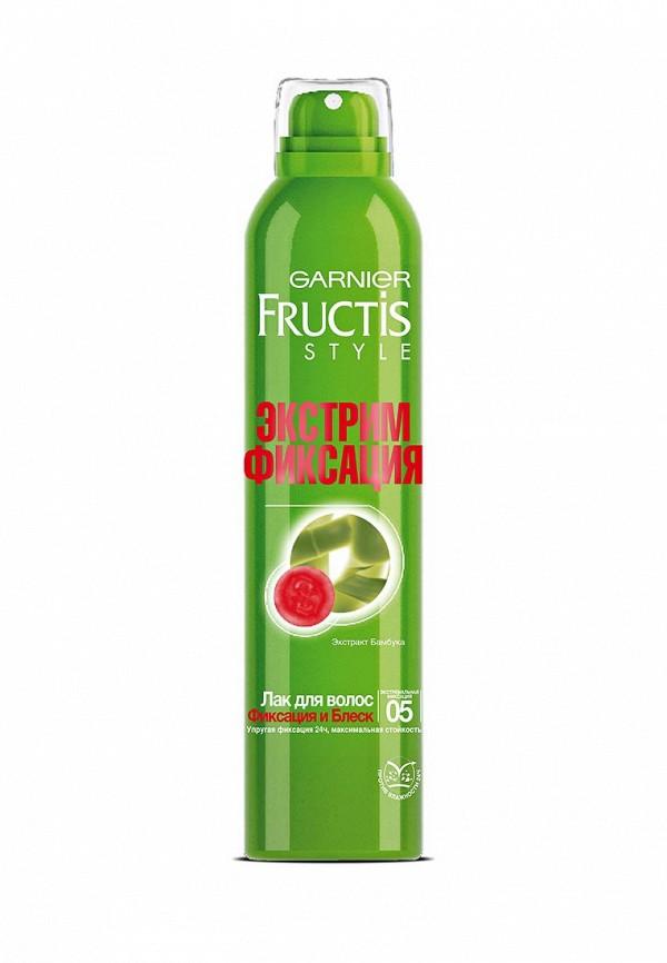 Лак для волос Garnier Fructis Style Фиксация и блеск, экстремальная фиксация, 250 мл