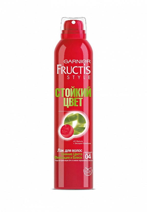 Лак для волос Garnier Fructis Style Стойкий цвет, 250 мл