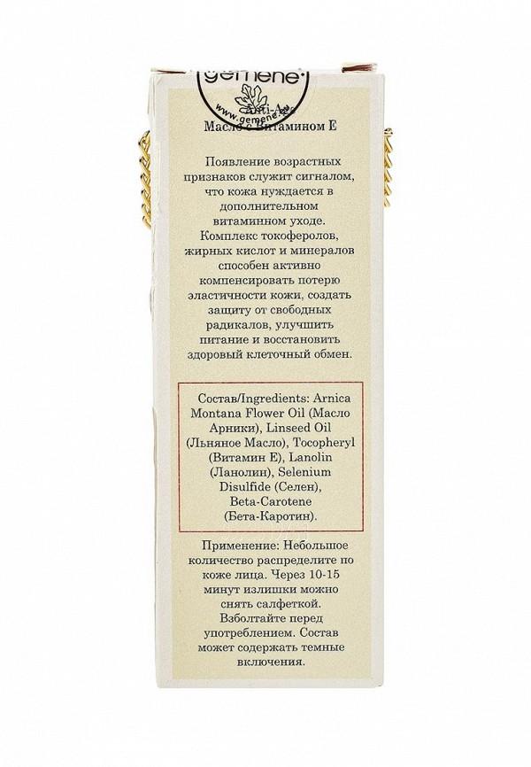 Масло Gemene Витамин Е, 30 мл, помпа
