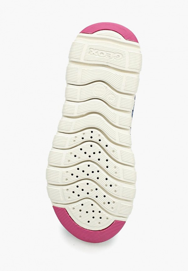 Кроссовки для девочки Geox J743RC000ZIC4117 Фото 3