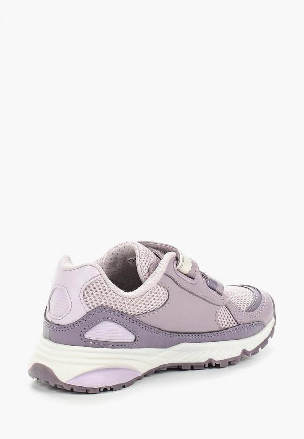 Кроссовки для девочки Geox J8211B0BC14CL88S Фото 2