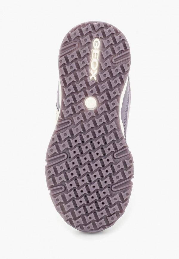Кроссовки для девочки Geox J8211B0BC14CL88S Фото 3