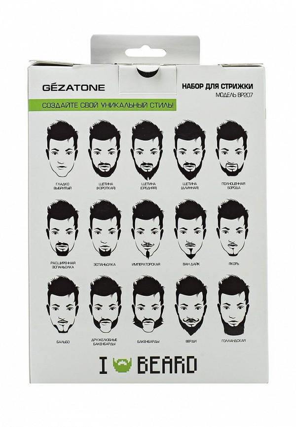 Машинка для стрижки и бритья Gezatone и подравнивания бороды