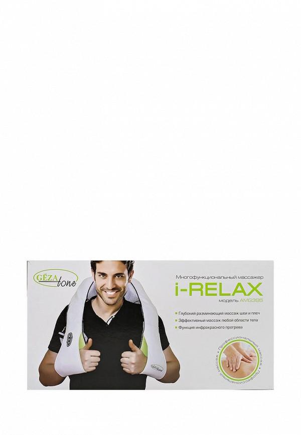 Массажер роликовый Gezatone для шеи и тела IRelax Gezatone