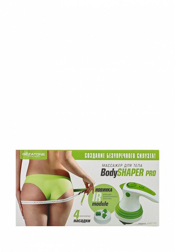 Массажер для тела Gezatone 4 в 1 и ИК прогревом Body Shaper Pro