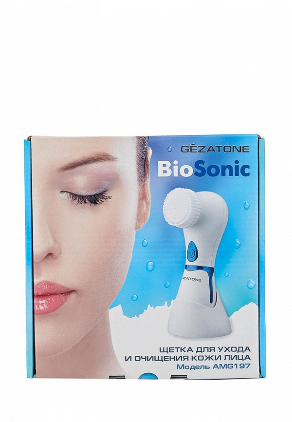 Щетка-массажер Gezatone AMG197 Bio Sonic для лица Gezatone