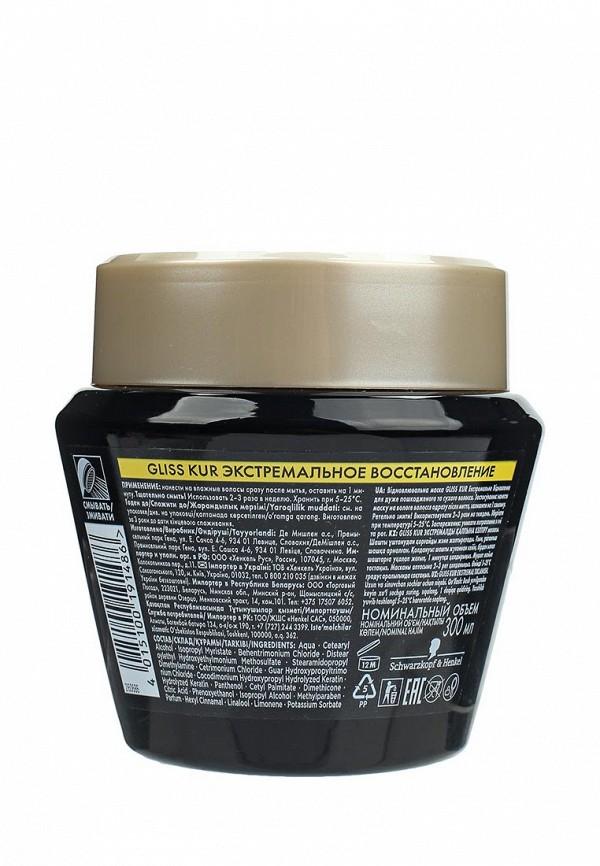 Маска для волос Gliss Kur Восстанавливающая Экстремальное восстановление