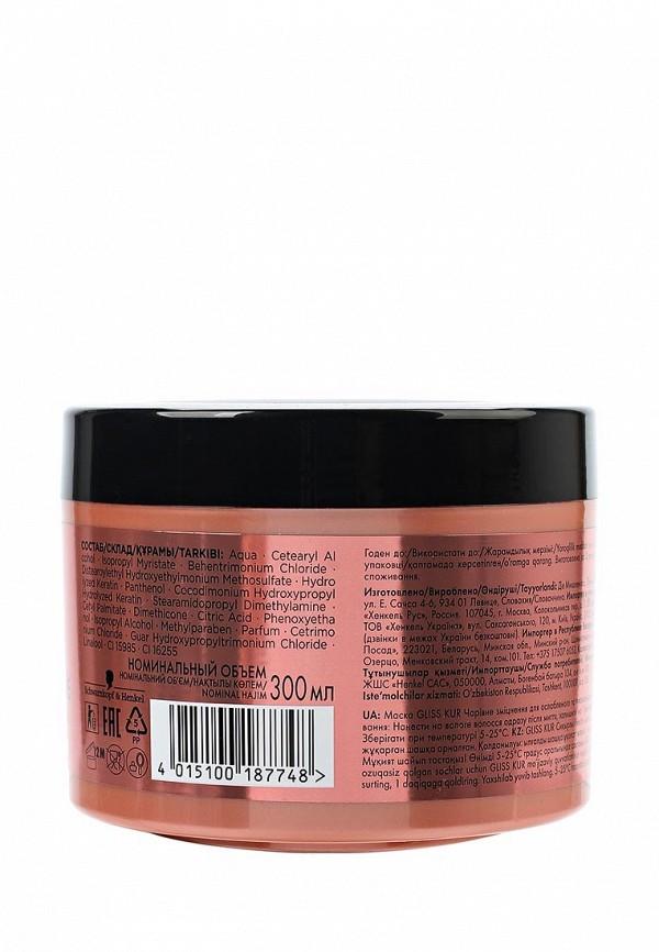 Маска для волос Gliss Kur Укрепляющая Магическое укрепление 300 мл