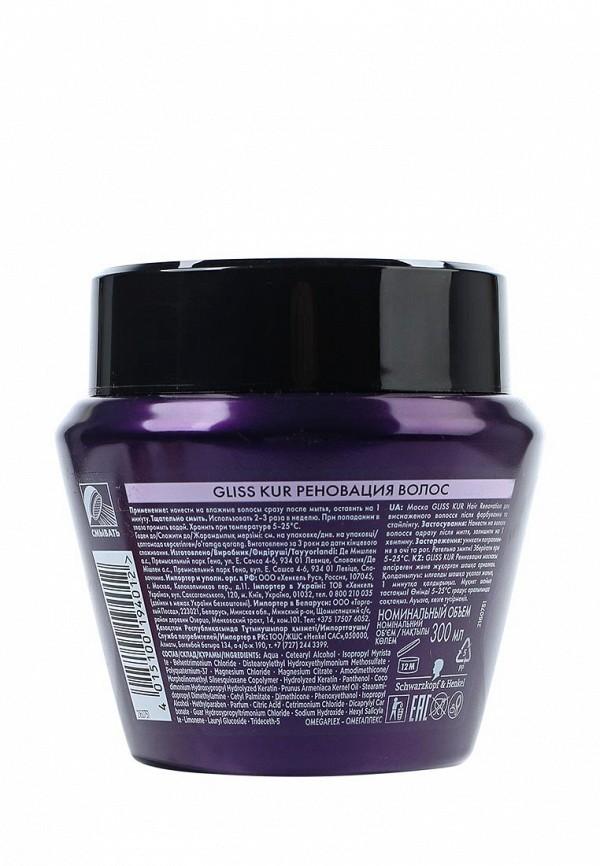 Маска для волос Gliss Kur Восстанавливающая Реновация волос 300 мл