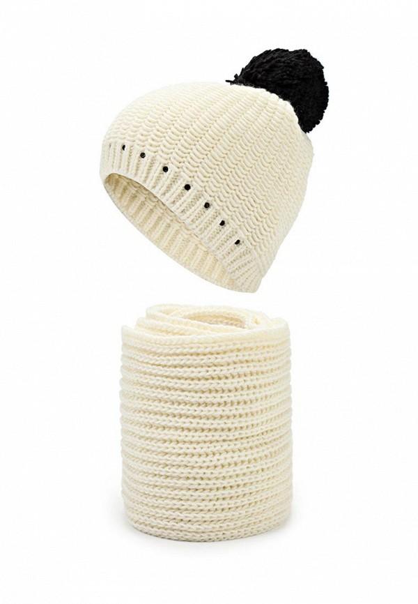Комплект шапка и шарф Greenmandarin