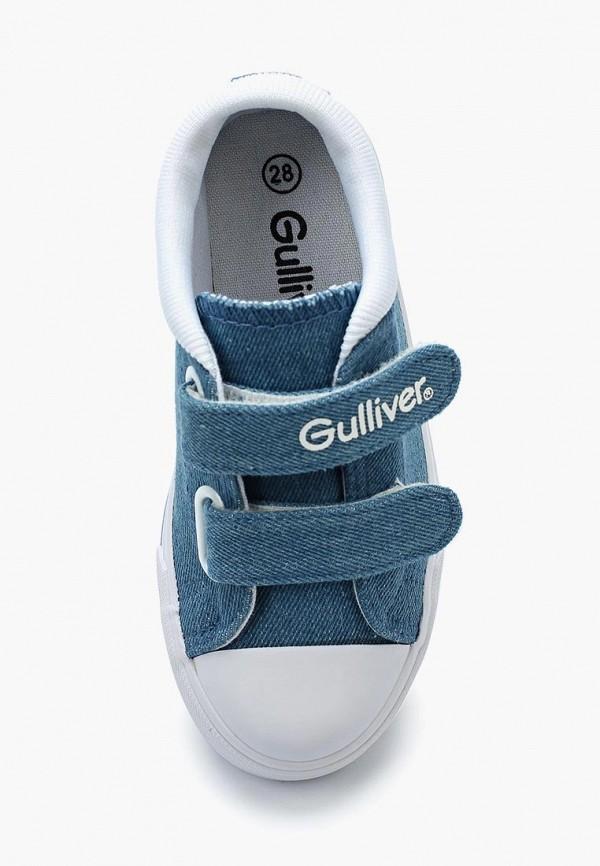 Кеды для девочки Gulliver 11801GMS2001 Фото 4