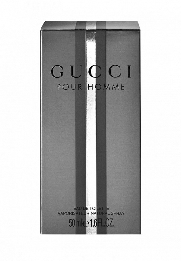 Туалетная вода Gucci By pour homme, 50 мл