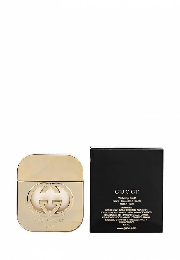 Туалетная вода Gucci Guilty Eau Woman 50 мл