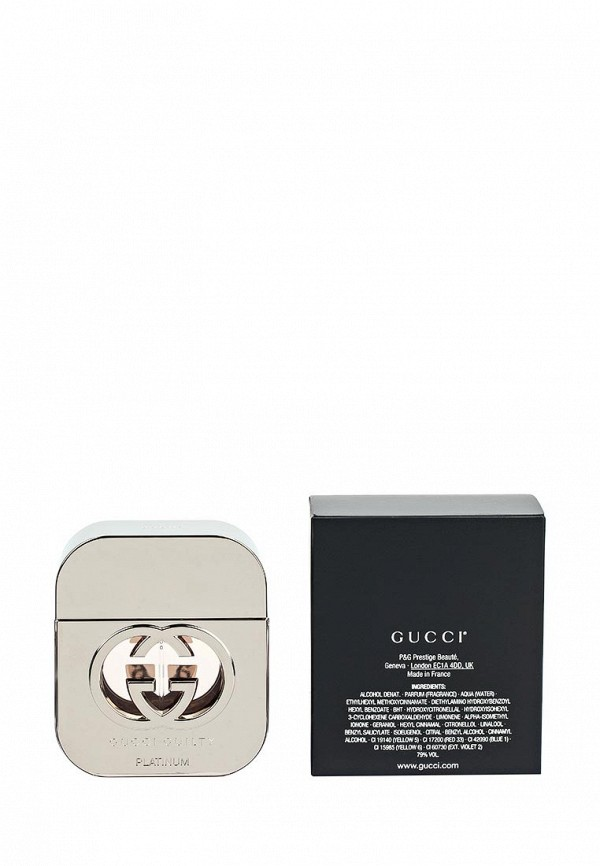 Туалетная вода Gucci Guilty Platinum 50 мл
