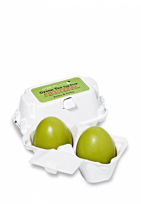 Мыло Holika Holika маска ручной работы с зеленым чаем 50г*2