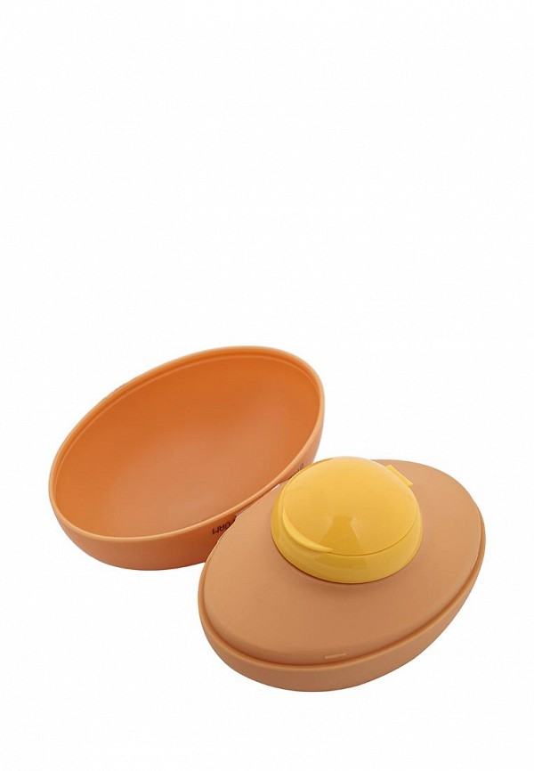 Мыло Holika Holika очищающее для лица Sleek Egg Skin бежевый