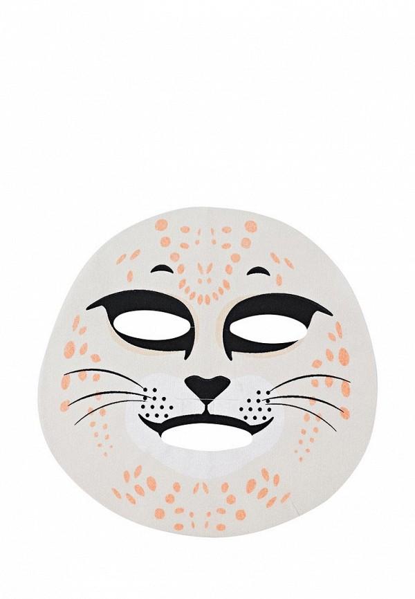 Маска для лица Holika Holika смягчающая Кошка
