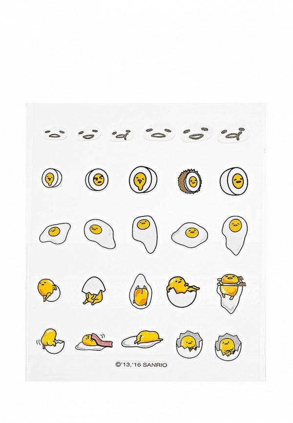 Набор Holika Holika наклеек для маникюра Гудетама - ленивое яйцо