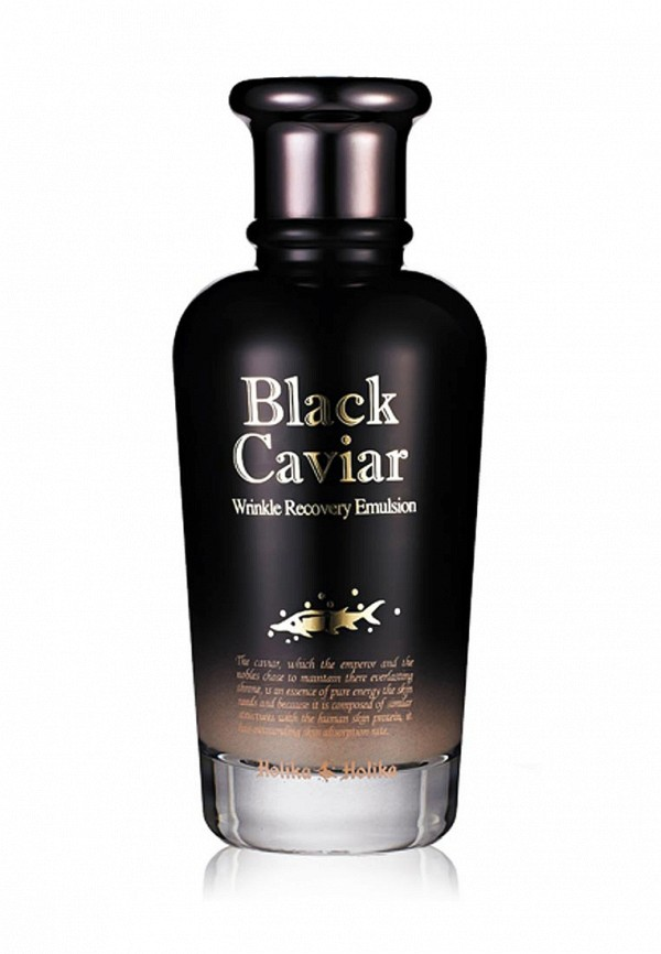 Эмульсия Holika Holika питательная лифтинг Black Caviar