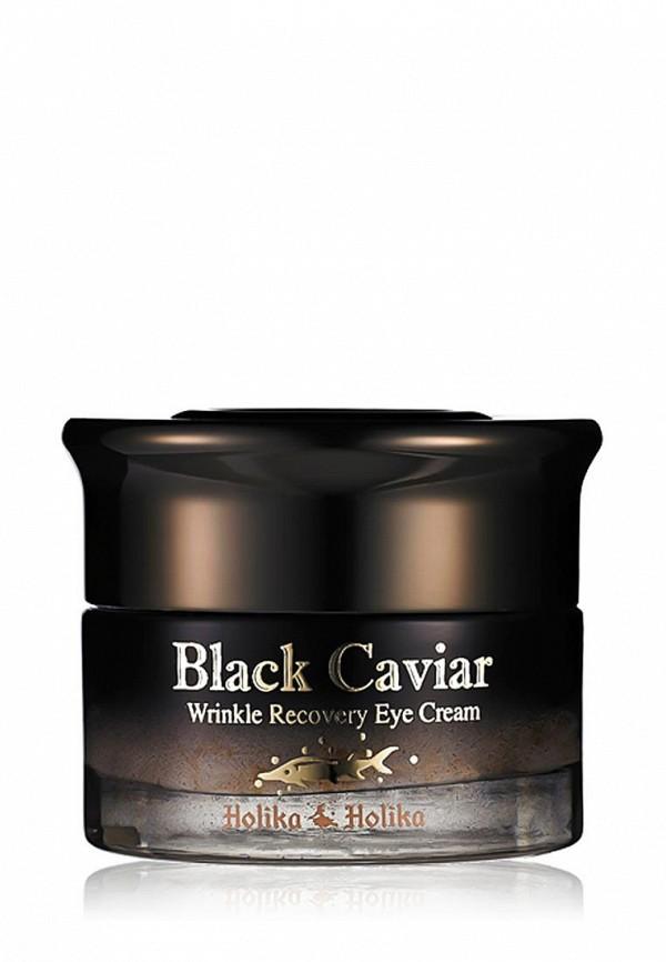 Крем Holika Holika питательный лифтинг для глаз Black Caviar