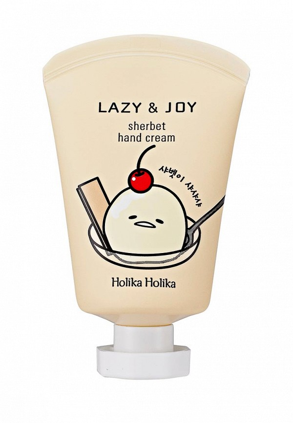Крем для рук Holika Holika Gudetama LAZY  JOY щербет, 30 мл