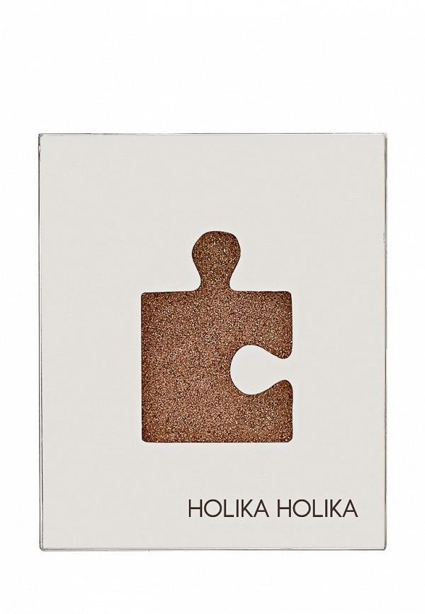 Тени для век Holika Holika блестящие Piece Matching тон GGD01 коричнево-золотой