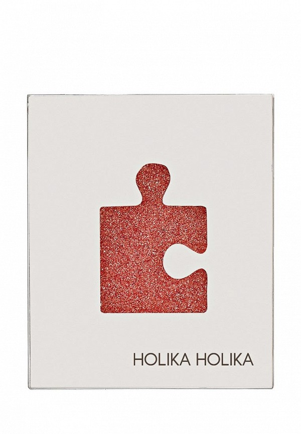 Тени для век Holika Holika блестящие Piece Matching тон GOR01 коралловый