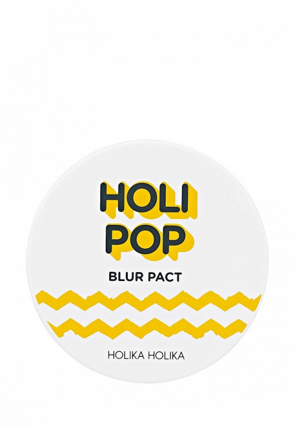 Пудра Holika Holika прессованная Holipop Blur, тон 01, светло-бежевый, 10,5 г