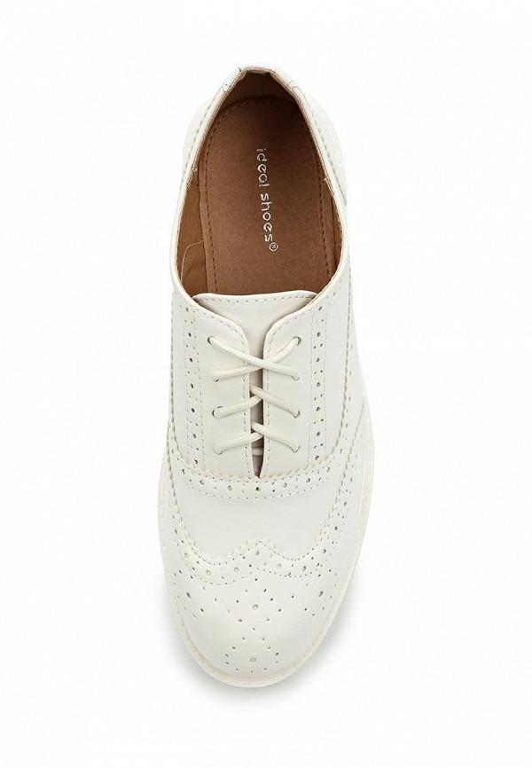 Ботинки Ideal Shoes A-9255 Фото 4