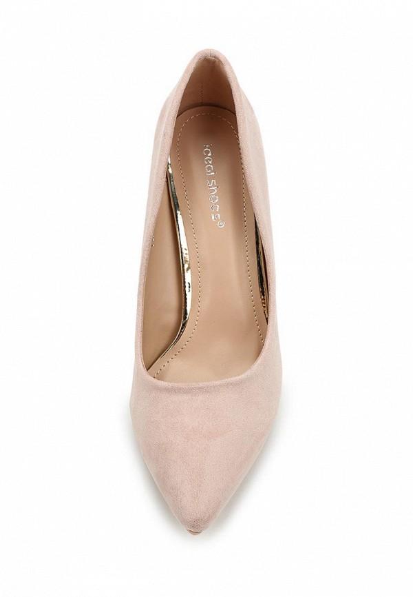 Туфли Ideal Shoes P-6345 Фото 4