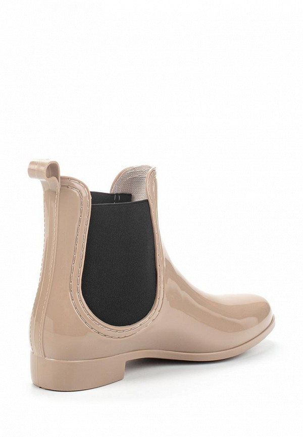 Резиновые полусапоги Ideal Shoes T-8448 Фото 2
