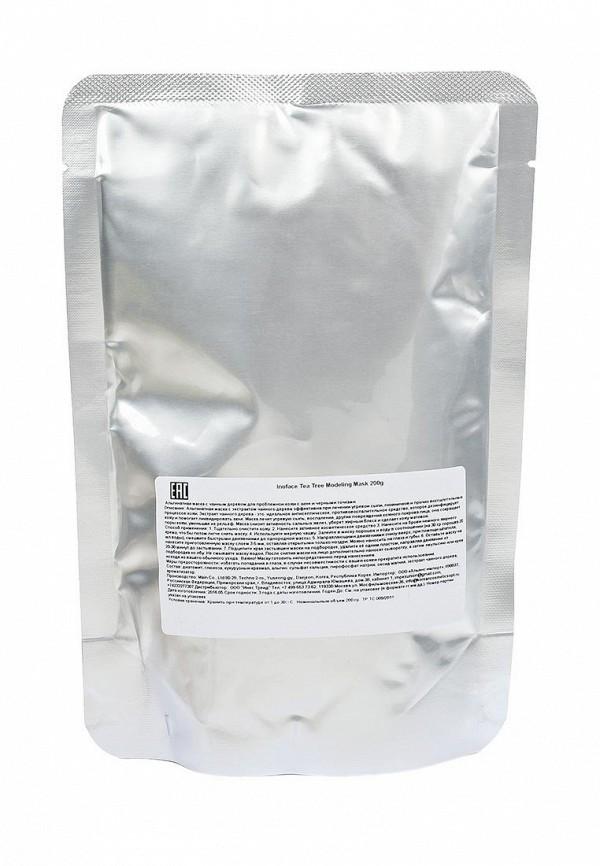 Маски Inoface с чайным деревом для проблемной кожи с акне и черными точками, 200 гр