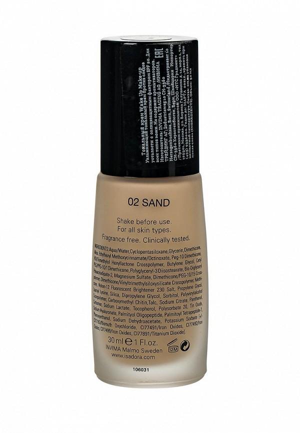 Тональный крем Isadora Wake Up Make-up 02, 30 мл