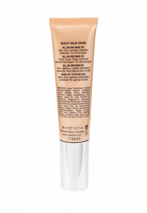 BB-крем Isadora All-in-One make-up spf 12 10, 35 мл