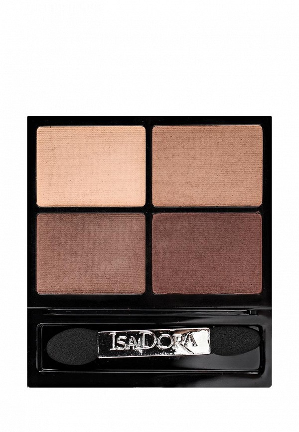 Тени для век Isadora Eye Shadow Quartet 44, 5 г