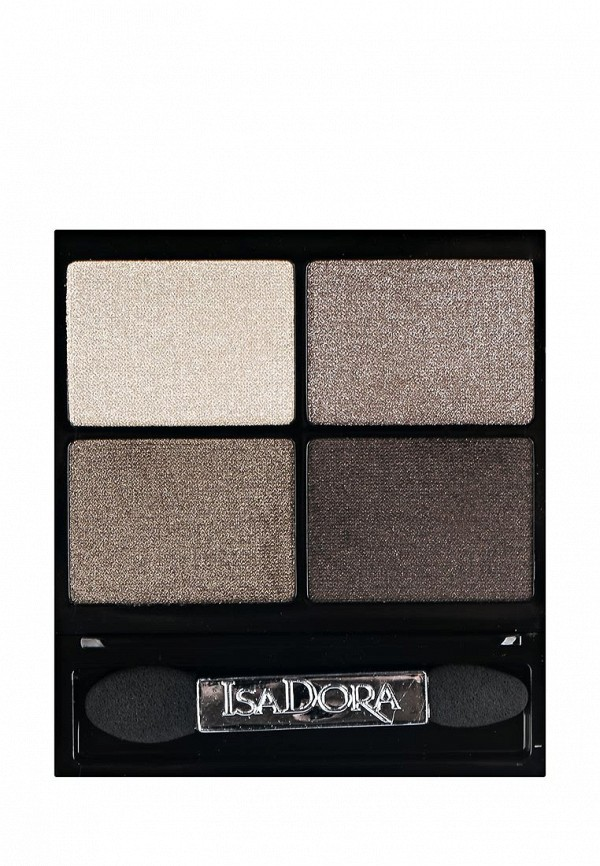 Тени для век Isadora Eye Shadow Quartet 09, 5 гр