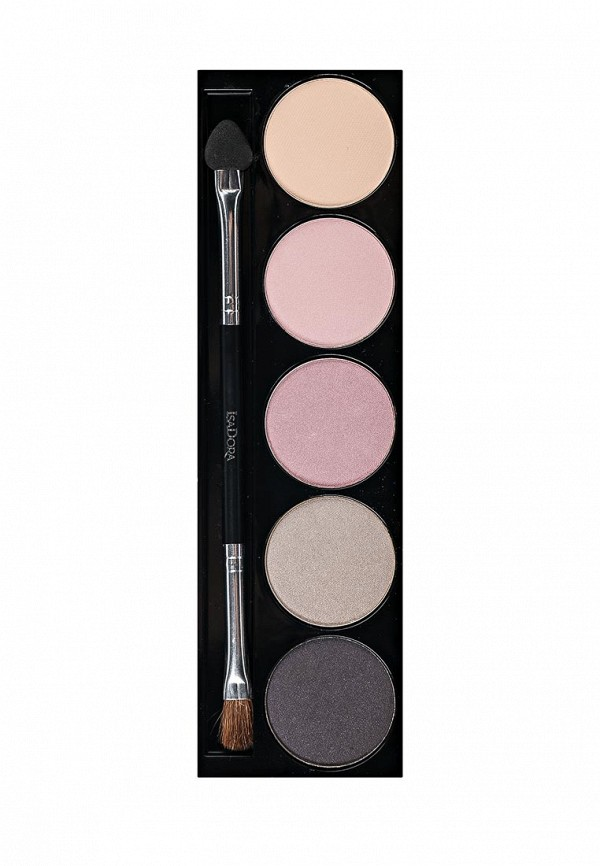 Тени Isadora для век Eye Shadow Palette 59, 7,5 г
