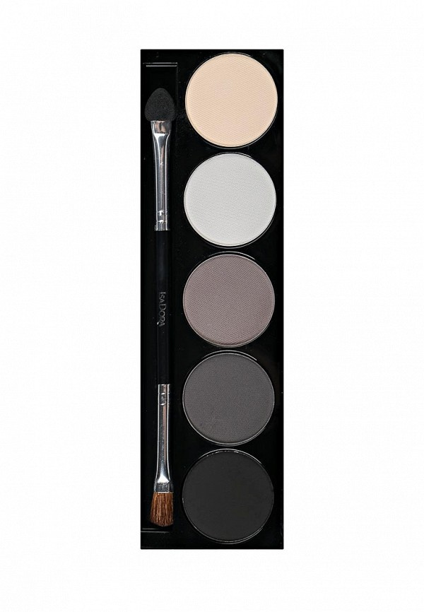 Тени для век Isadora Eye Shadow Palette 56, 7,5 г