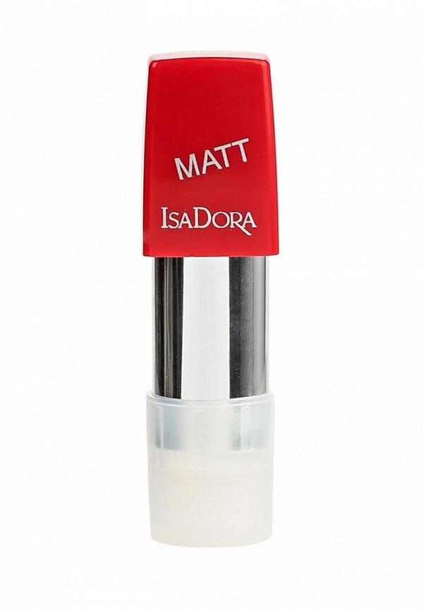 Помада Isadora для губ матовая Perfect Matt Lipstick 03, 4,5 г