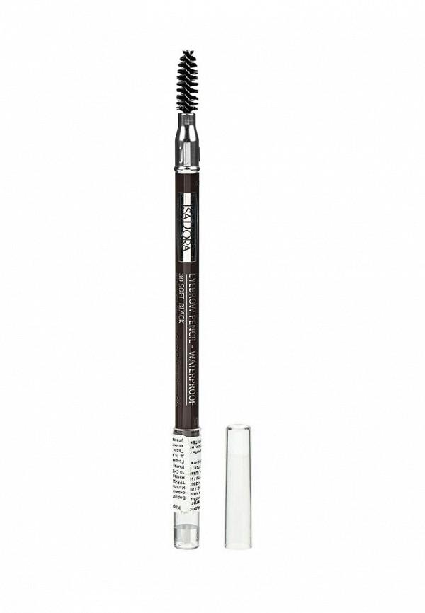 Карандаш Isadora для бровей водостойкий Eyebrow Pencil Waterproof 30, 1,2 г