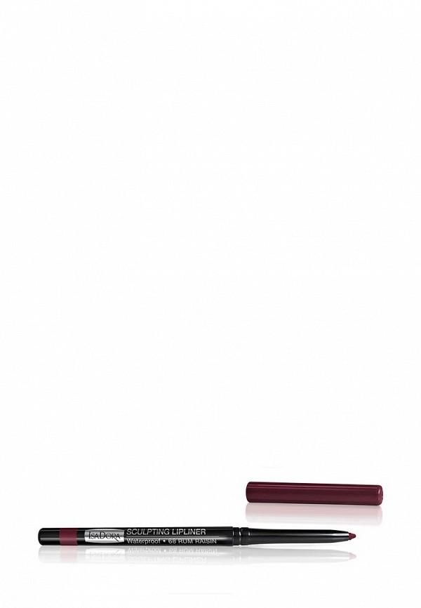Карандаш Isadora для губ водостойкий Sculpting Lipliner Waterproof 68 0,3 гр