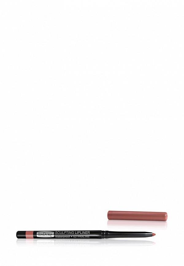 Карандаш Isadora для губ водостойкий Sculpting Lipliner Waterproof 52 0,3 гр