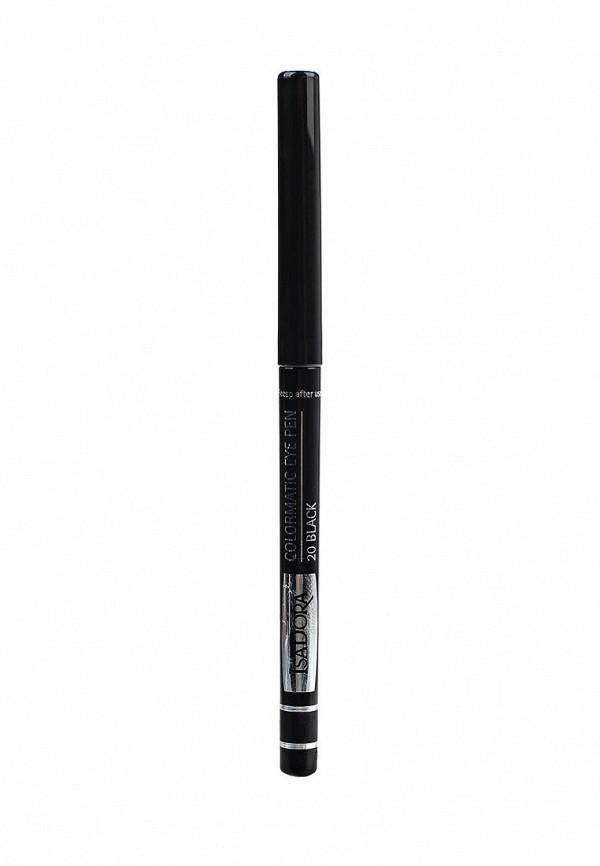 Карандаш Isadora для век Colormatic Eye Pen 20, 0,28 г